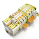 Weidmüller Durchgangsreihenklemmen A2C 50/70 und A2C 95/120