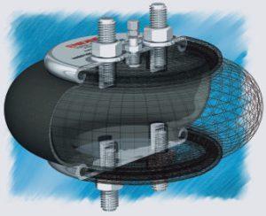 Federn schützen sensible Elektronik vor Stoß- und Schwingungsschäden ...