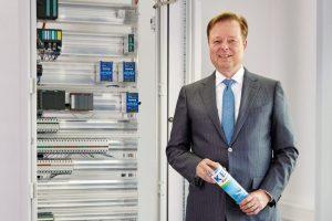Udo Lütze, Inhaber der Luetze International Group, Weinstadt Bild: Rüdiger J. Vogel/Konradin Mediengruppe