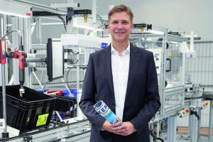 Georg Stawowy, Vorstand für Technik und Innovation, Lapp Holding AG, Stuttgart Bild: Rüdiger J. Vogel/Konradin Mediengruppe
