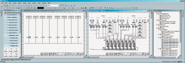 Software für integrierte Schaltpläne - KEM