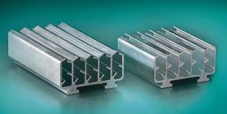 Stranggepresstes Aluminium Profil