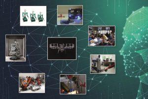 Roboterteams zusammenstellen und aufeinander abstimmen