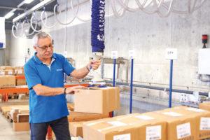 Vakuum-Schlauchheber_JumboFlex Hebegeräte Handhabungssysteme schmalz Krananlagen