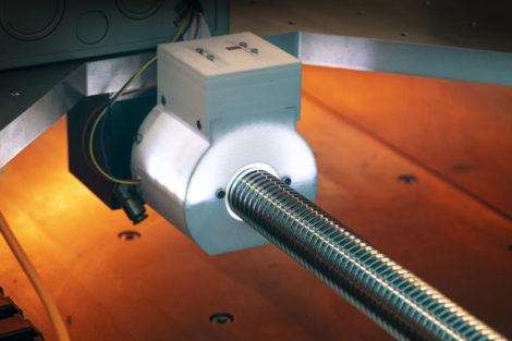Kugelgewindetrieb kit Karlsruher Institut für Technologie
