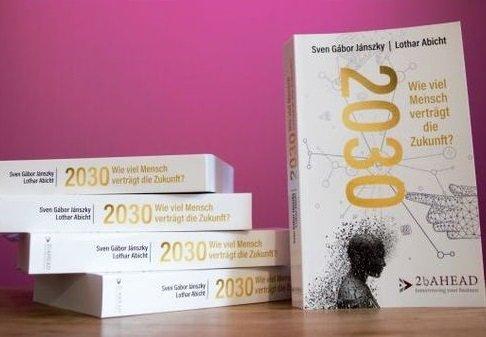 """""""2030 – Wie viel Mensch verträgt die Zukunft?"""""""