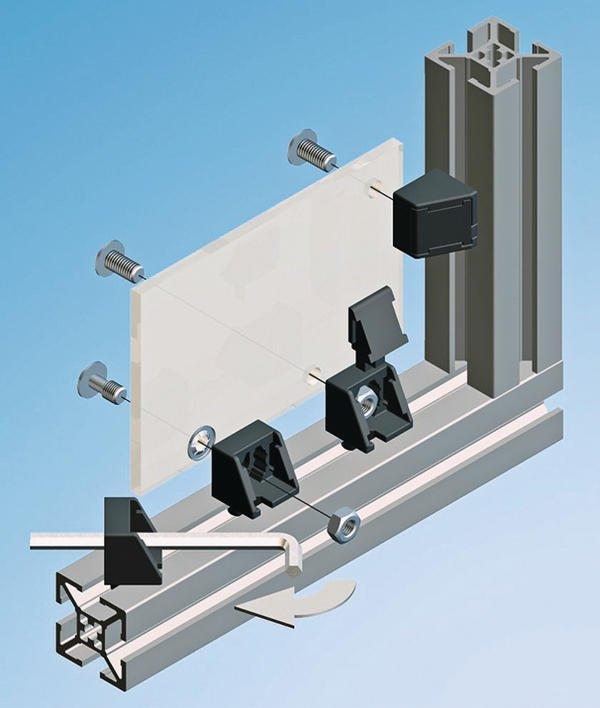 fl chenelemente nachtr glich montieren kem. Black Bedroom Furniture Sets. Home Design Ideas