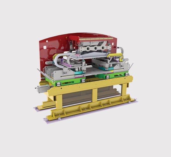 Vollelektrische Stanzautomaten arbeiten schnell, energetisch ...