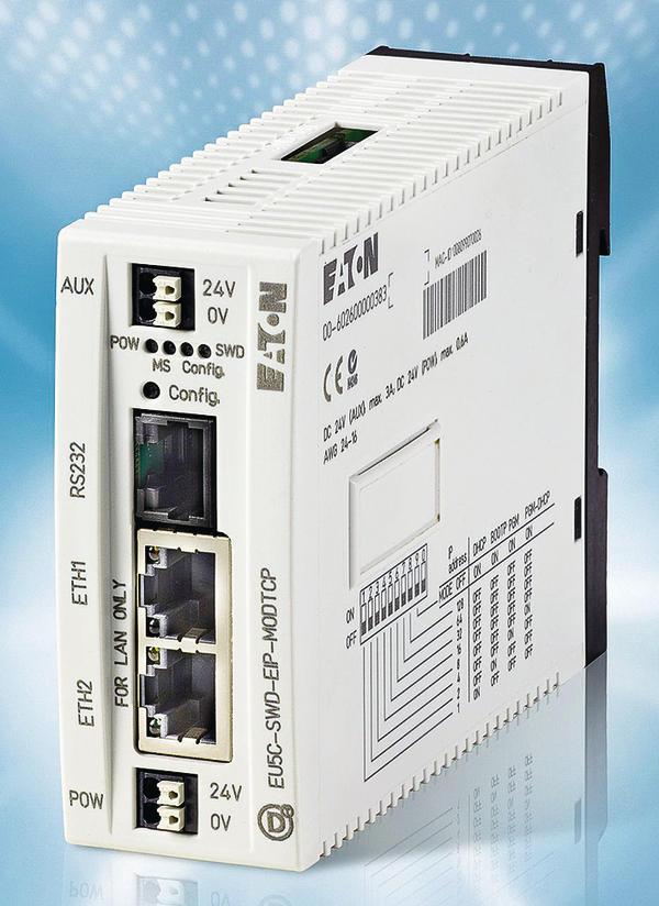 Verdrahtungssystem für Ethernet/IP und Modbus-TCP - KEM