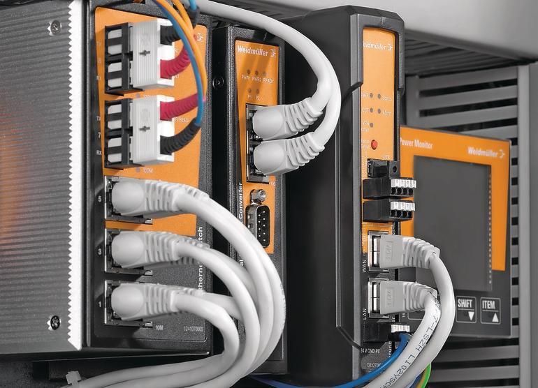 Firewall/NAT-Router