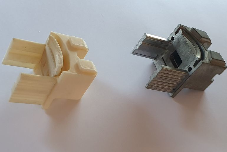 3D-Druck-Verfahren Euroguss Druckgießereien