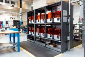 3D-Drucker-Formlabs-Produktionsstraße