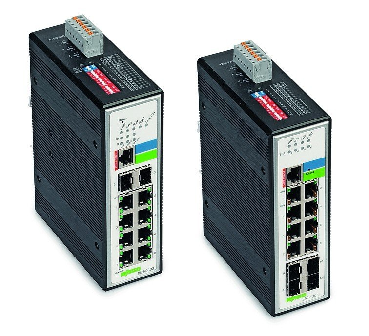 Industrial-Managed-Switches