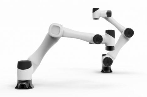 6-Achs-Roboterarm