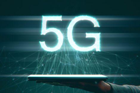 5G ist auf dem Vormarsch