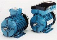 motor mit integriertem umrichter