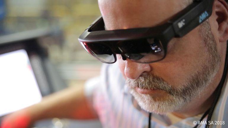 Studie über den Einsatz von Datenbrillen am Arbeitsplatz