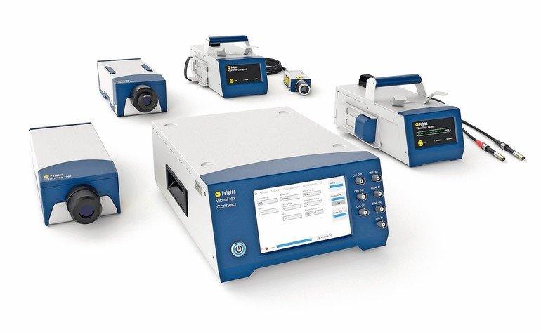 Laservibrometersystem