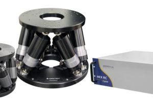 Hexapod HEX150 RC Aerotech Mehrachssystem