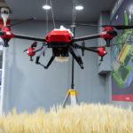 Agritechnica-Autonomie-Kommunikation_mit_Drohne