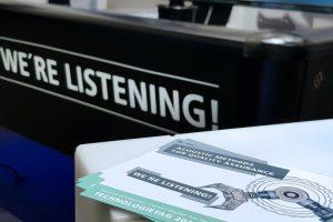 Akustische Qualitätsprüfung Fraunhofer-IDMT Fraunhofer-Allianz Vision