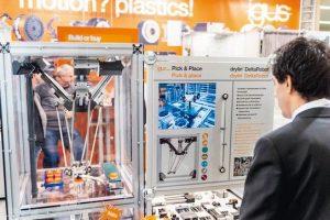 Messehalle Hamburg-Schnelsen All About Automation