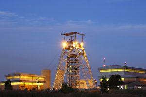 A_gold_mine_head_gear,_Johannesburg_South_Africa