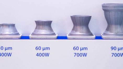 Aluminiumlegierung-Honeywell SLM Solutions