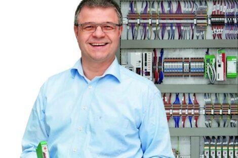 Energieverteilungs-Board
