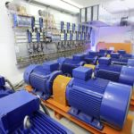 Untersuchungen an Antriebssystemen ergaben bei der Installation eines SF4 Wirkungsgradverbesserungen am Frequenzumrichter um bis zu 4,8 %.