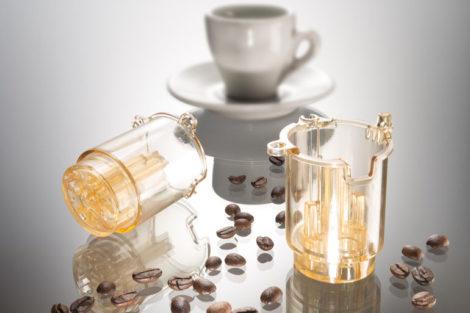 Spezialkunststoff_Polyethersulfon_für_den_oberen_Teils_der_Brüheinheit_einer_Kaffeemaschine
