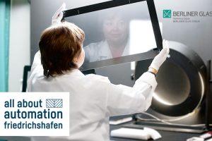 Technische Gläser Industrieautomation Berliner Glas