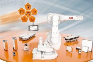 ABB-Roboter Automatisierungstechnik b&r