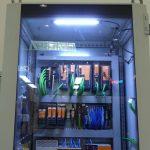 Arbeitsplatzleuchtung industrie weidmüller M12-Steckverbinder