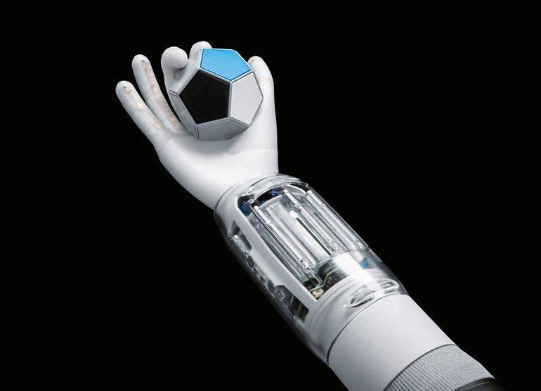 Pneumatische Robotik