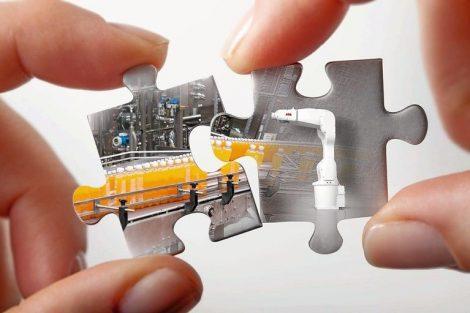 roboter maschinensteuerung b&r abb