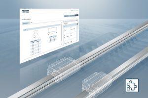 Online-Konfigurator für Profilschienen