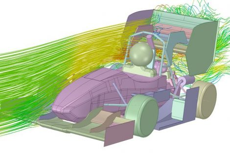 Formula Student Team von Hawks