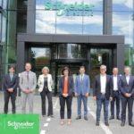 CO2-Emissionen-European_CEO_Alliance-Schneider_Electric-Paris-Gruppenbild