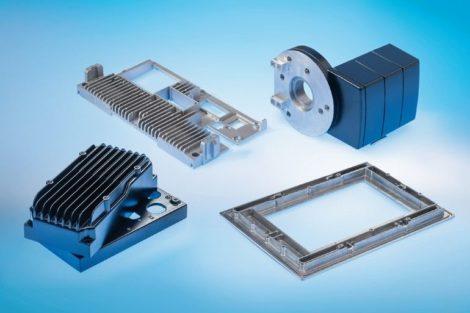 Druckgussverfahren CTX kühllösung