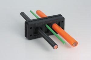 Kabeleinführungssystem Cablefix One