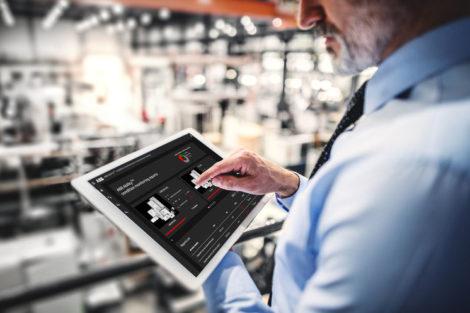 Gasanalysatoren ABB Condition Monitoring Zustandsüberwachung