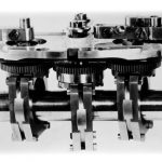 Rollringgetriebe Uhing Motion Drive
