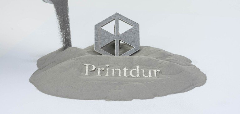 Printdur-Metallpulver