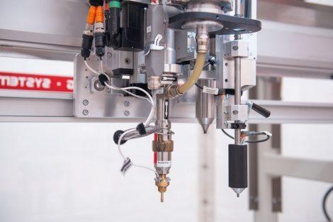 Exzenterschnecken Viscotec Dosiersysteme Dicht- und Klebstoffe