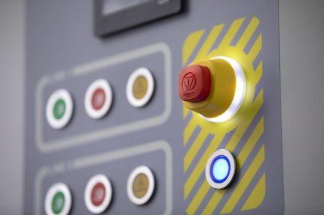 Drucktaster-Frontelemente Schneider Electric