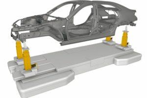 Ewellix lineartechnik Aktuatoren Positioniersysteme