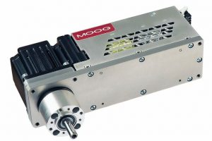 Elektromechanische Antriebslösung Schiebesysteme servomotoren moog