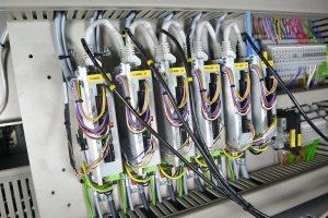 In den Präzisionsmessautomaten PMA von Proaut Technology kommen sechs Servoregler Gold DC Whistle von Elmo Motion Control zum Einsatz Bild: Elmo Motion Control