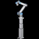 Linearsystem_Liftkit_Teleskopsäule Ewellix J. Schmalz Universal Robots